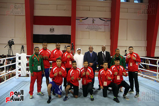 البطولة العربية للملاكمة للشباب (30)