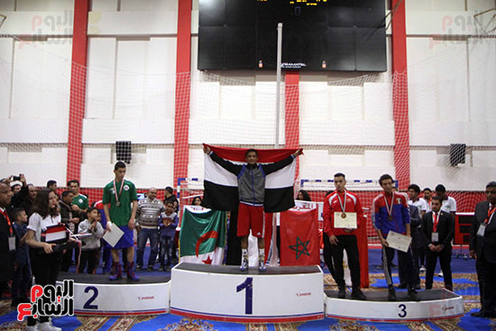 البطولة العربية للملاكمة للشباب (9)