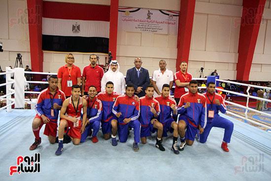 البطولة العربية للملاكمة للشباب (29)