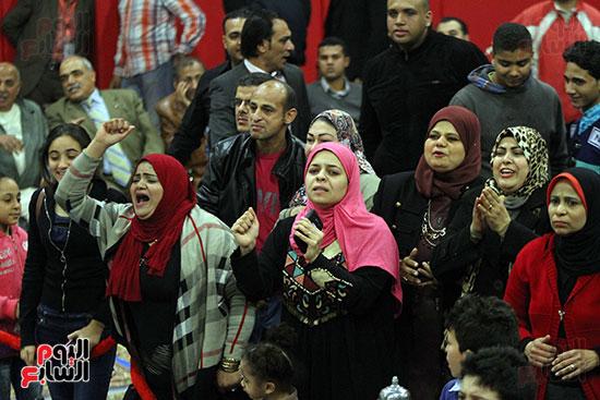 البطولة العربية للملاكمة للشباب (15)