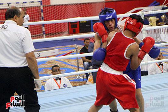 البطولة العربية للملاكمة للشباب (52)