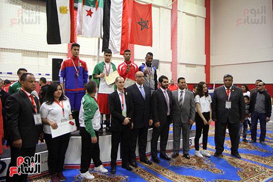 البطولة العربية للملاكمة للشباب (21)