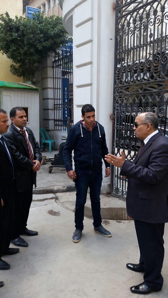 مساعد وزير الداخلية لغرب الدلتا