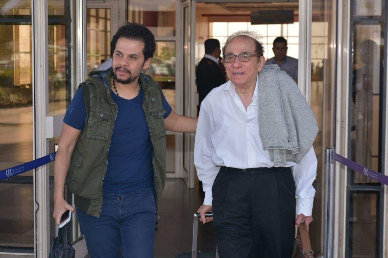مازن الغرباوى و محمود الحدينى