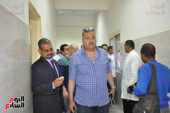 لجنة الصحة توصي بتوفير الأدوية والمستلزمات لمستشفيات إسنا وأرمنت