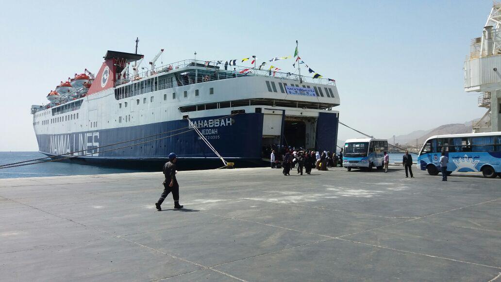 الاسعافات الاوليه، فوج معتمرين، ميناء سفاجا، موانى البحر الاحمر (15)