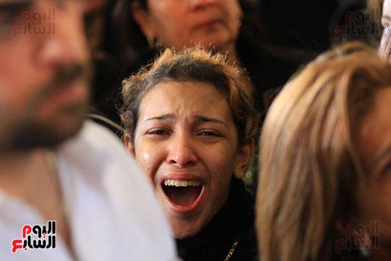 تشيع جنازة شهداء كنيسه الاسكنريه (6)