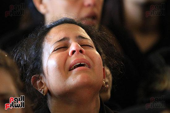 تشيع جنازة شهداء كنيسه الاسكنريه (5)
