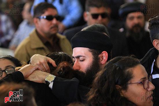 تشيع جنازة شهداء كنيسه الاسكنريه (3)
