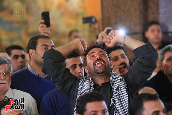 تشيع جنازة شهداء كنيسه الاسكنريه (1)