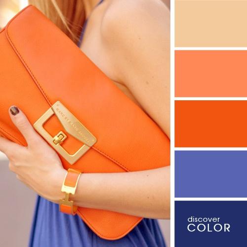 ألبس إيه مع إيه 15 فكرة مبتكرة لتنسيق ألوان ملابسك اليوم السابع