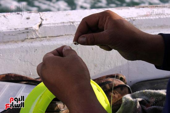 الصيد  أصبح  هواية  مكلفة  مع أرتفاع أسعار الأدوات