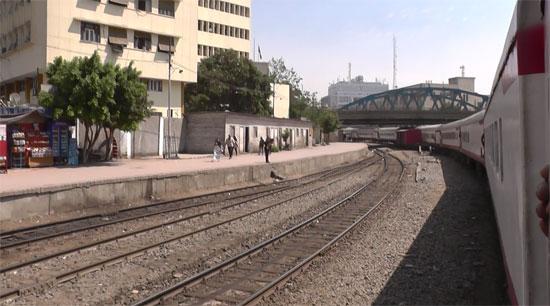 السكة الحديد (3)