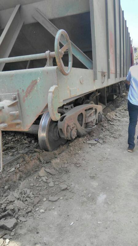 خروج القطار (1)