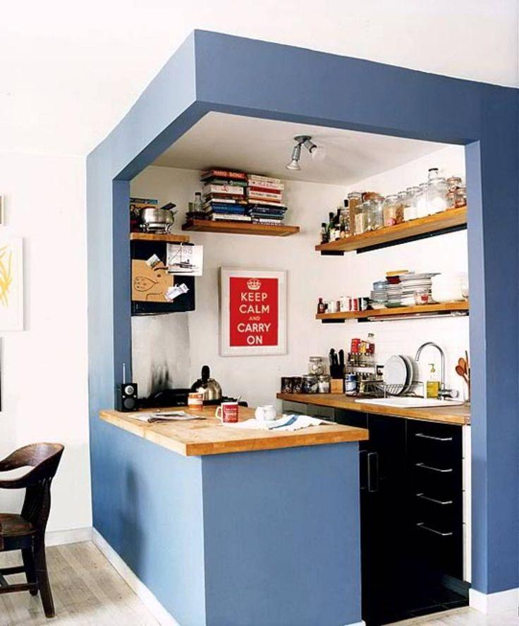 لو مطبخك ضيق4 أفكار مناسبة للمساحات الصغيرة اليوم السابع