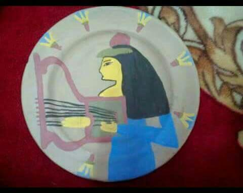 رسمه فرعونية