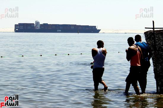 الشواطئ  تجد  روادا  برغم ارتفاع  نسبة التلوق