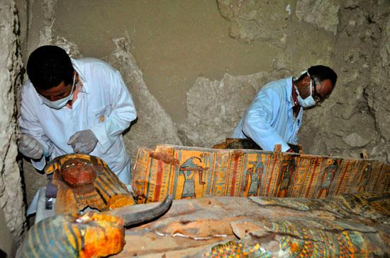اكتشاف مقبرة (7)
