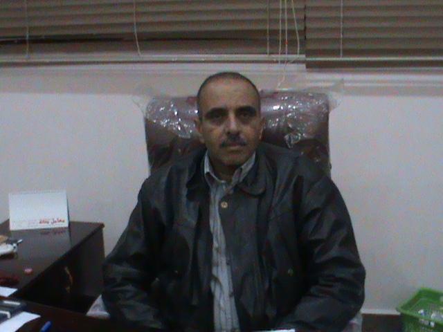 الدكتور السيد خليل وكيل وزارة الزراعة