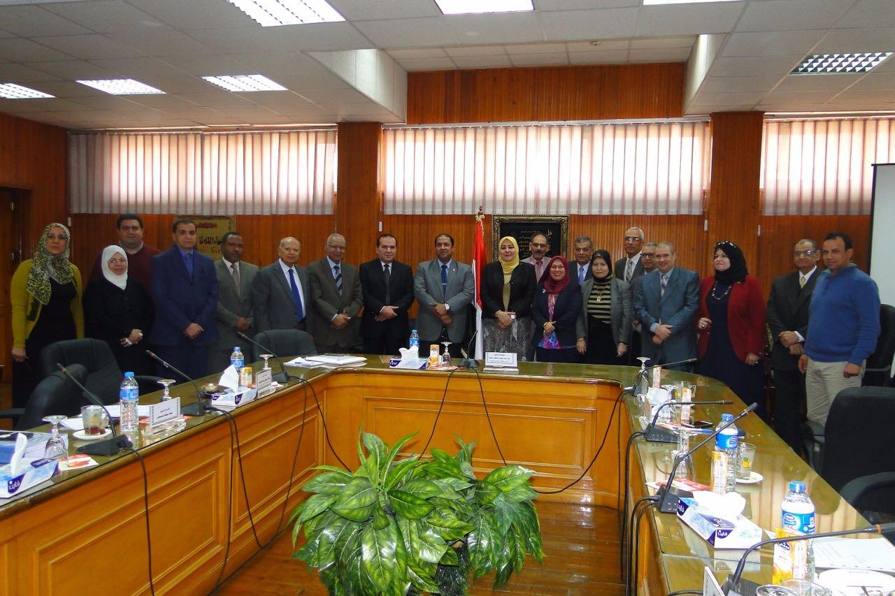 اعضاء مجلس كلية التربية