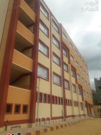 مدرسة إبيانة الابتدائية بمطوبس