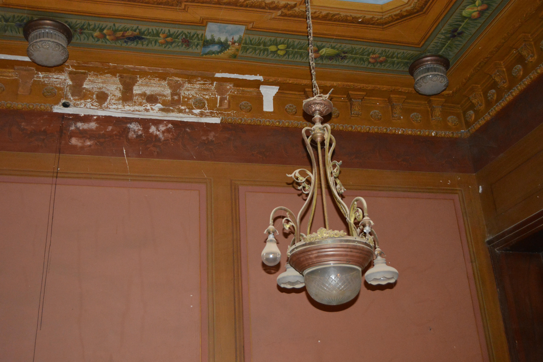 سقف القصر