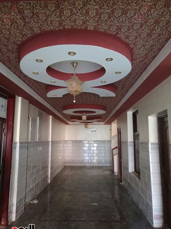 مبنى الإقامة للمتفوقين