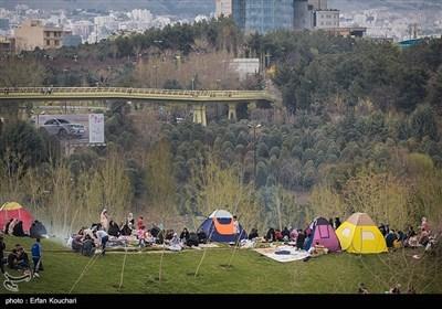 يوم الطبيعة فى إيران