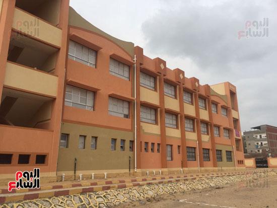 مدرسة الجرايدة الثانوية ببيلا