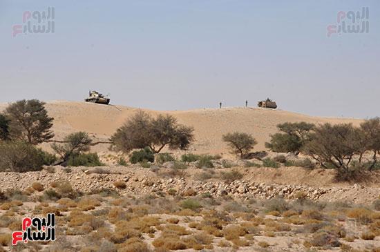 قوات انفاذ القانون بالجيش الثالث الميدانى