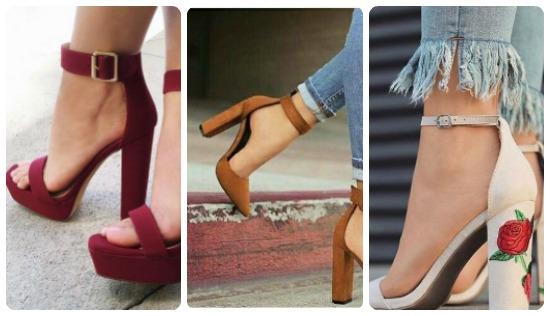 76ab3772da29d بالصور أهم اتجاهات موضة الأحذية لعام 2017 ..