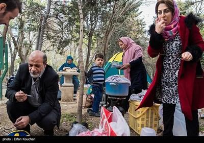 احياء يوم الطبيعة فى إيران
