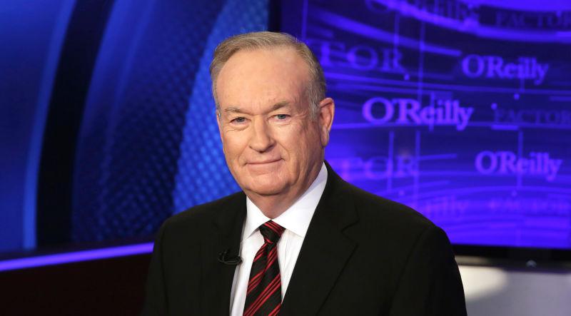 بيل أورايلى