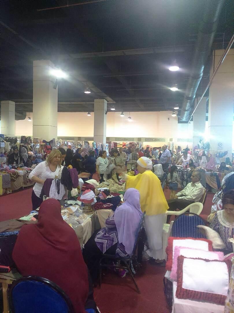 إقبال كبير على منتجات رمضان