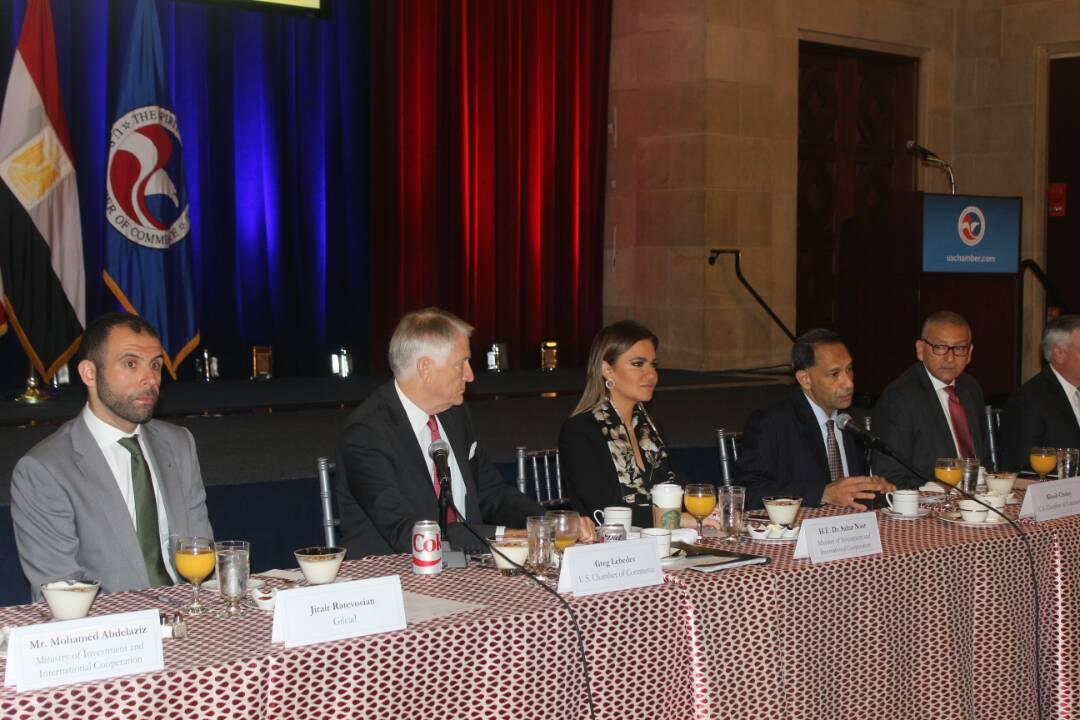 سحر نصر تؤكد دعم مصر للقطاع الخاص