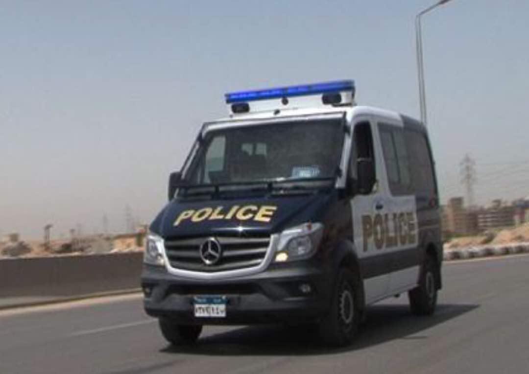 سيارات شرطة حديثة  (1)