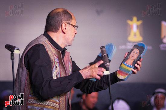 الطبول من أجل السلام مهرجان القلعة بحضور وزير الثقافة (34)