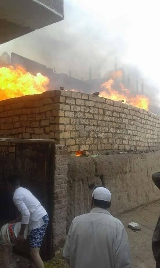 حريق الشرقية (2)