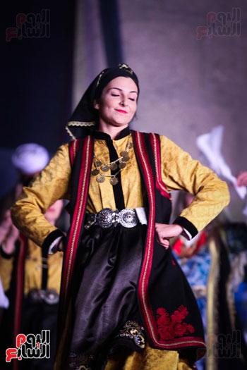 الطبول من أجل السلام مهرجان القلعة بحضور وزير الثقافة (13)
