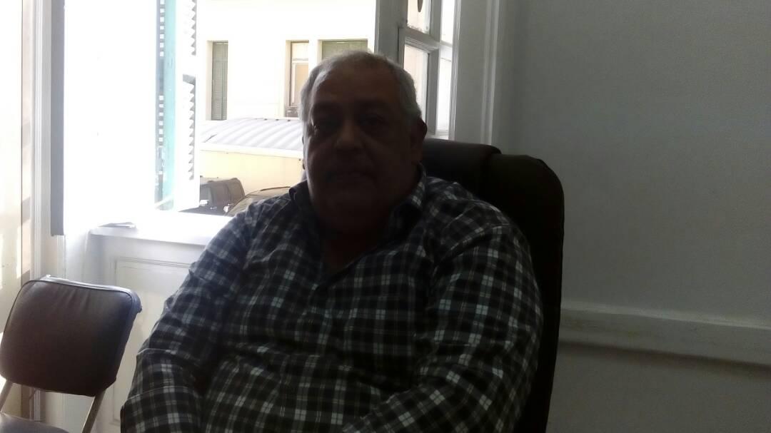 اللواء ياسر لاوندى مدير ساحات محافظة القاهرة