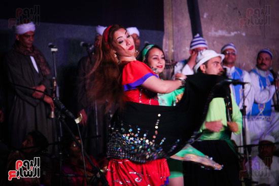 الطبول من أجل السلام مهرجان القلعة بحضور وزير الثقافة (9)