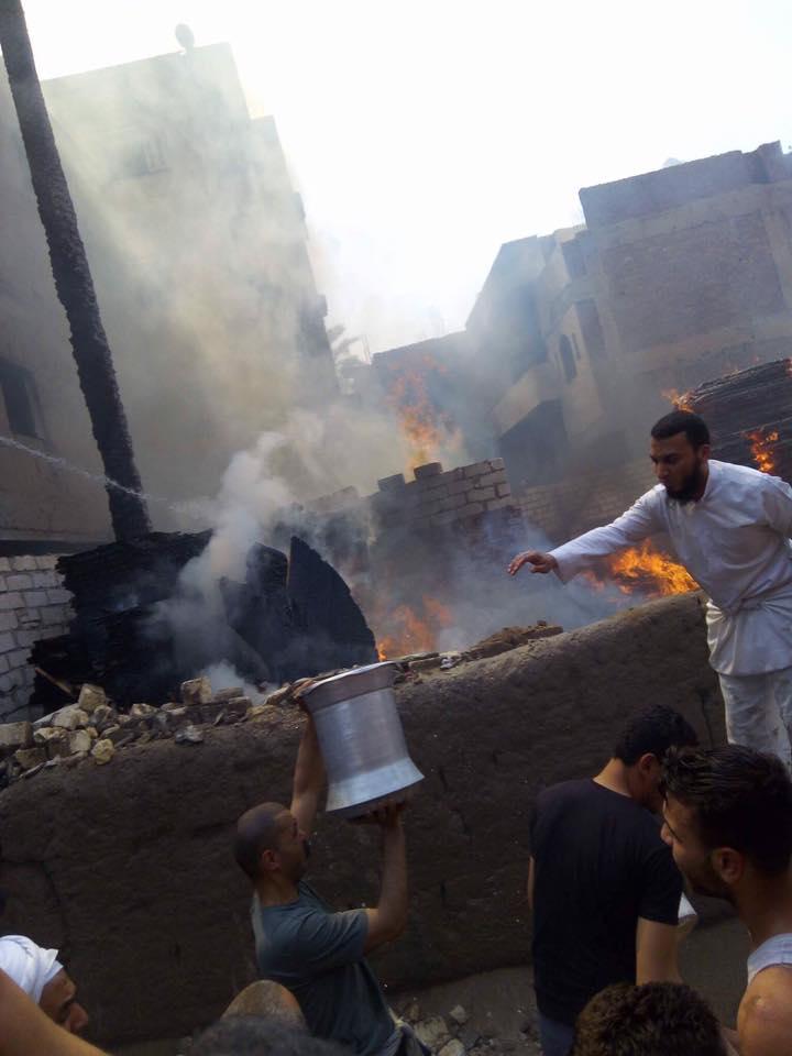 حريق الشرقية (7)