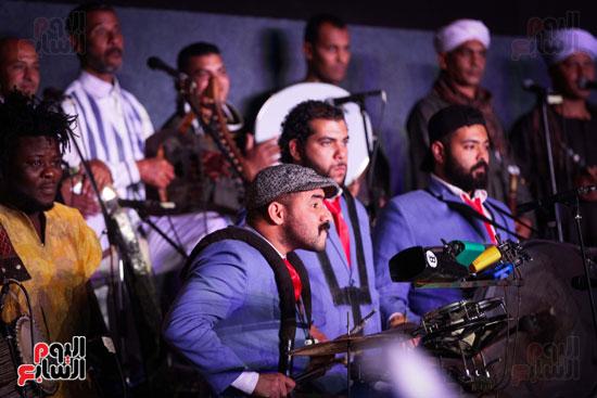 الطبول من أجل السلام مهرجان القلعة بحضور وزير الثقافة (32)