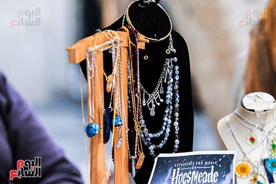 هرجان التسوق الصيفى فى النادى اليونانى (1)