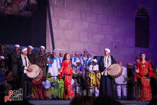الطبول من أجل السلام مهرجان القلعة بحضور وزير الثقافة (39)
