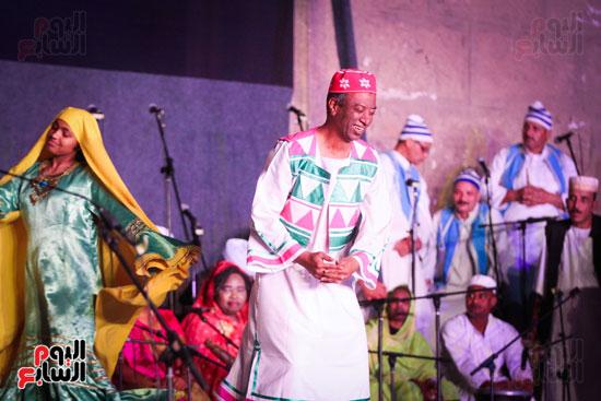 الطبول من أجل السلام مهرجان القلعة بحضور وزير الثقافة (14)