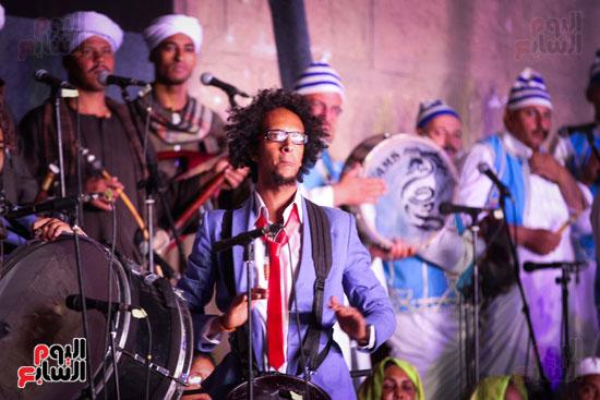 الطبول من أجل السلام مهرجان القلعة بحضور وزير الثقافة (31)