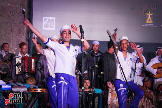 الطبول من أجل السلام مهرجان القلعة بحضور وزير الثقافة (42)