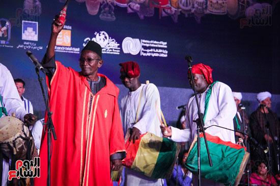 الطبول من أجل السلام مهرجان القلعة بحضور وزير الثقافة (7)
