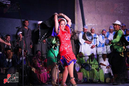 الطبول من أجل السلام مهرجان القلعة بحضور وزير الثقافة (8)